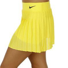 Nike Victory Premier Victory Skirt Women - Yellow