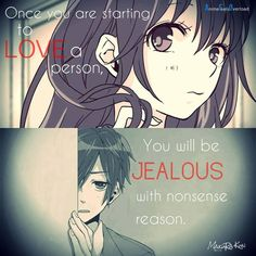 Song: A solution for jealousy - Honey Works