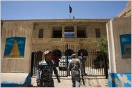 Headquarters of the Antiquities Police in Iraq - Iraq's Ancient Ruins Face New Looting - NYTimes.com