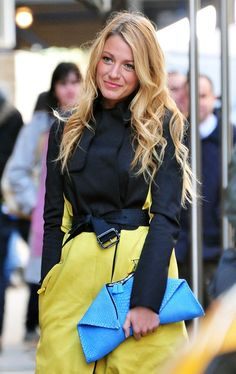 Blake Lively. I WISH I WAS YOU cause your hot and married to Ryan Reynolds.