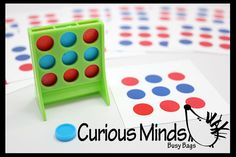 Learning game: Problem Solving  Pattern by CuriousMindsBusyBags