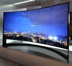 Samsung U9500 CES 2014 http://www.forbes.com/sites/geoffreymorrison/2014/01/11/samsung-u9500/
