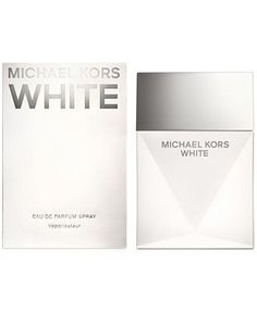 Michael Kors White Eau de Parfum Fragrance Collection- Limited Edition - Perfume - Beauty - Macy's