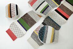 handgebreid vloerkleed mangas vloerkleed
