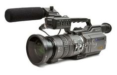 SONY Handycam DSR PD-150 Professional DVCAM Video CAMCORDER CAMERA