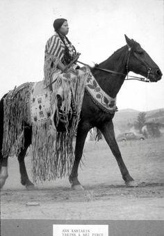 Ann Kamiakin-George - Nez Perce/Yakama - no date
