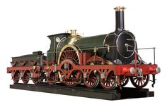 89 Great Gwr Broad Gauge Images In 2019 Steam Locomotive