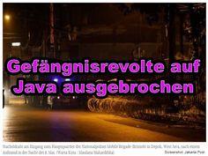 Gefängnisrevolte auf Java ausgebrochen Jakarta, Prison, Germany, Museum, History, Movies, Movie Posters, Indonesia, Historia