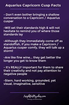 Capricorn Aquarius Cusp – Cusp of Mystery and Imagination Capricorn And Aquarius Compatibility, Zodiac Signs Capricorn, Zodiac Capricorn, Zodiac Facts, Aquarius Season, Age Of Aquarius, January 16 Zodiac, Cusp Signs, Humor