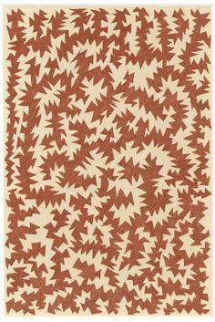 James Siena - Untitled Red Brown, 2000-2007