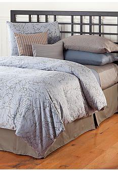 Calvin Klein Cayman Bedding Collection - Online Only Home Bedroom, Bedroom Ideas, Bedding Collections, Comforters, Duvet, Calvin Klein, Blanket, Modern, Furniture