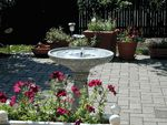 Tiered Solar Fountains