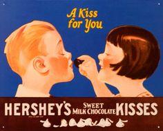 Hershey: un beso para ti Cartel de chapa en AllPosters.es