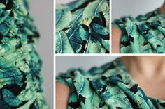 How To Use Gathered Fabric To Create Textile Art by Charlie Albright from creative lifestyle blog Moments by Charlie #fashion #fabric manipulation #gathered fabric #gathers #art #textile art #sewing #craft #diy