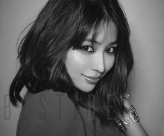 Gorgeous Lee Min Jung