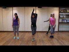 """Zumba Choreo """"Banno Tera Swagger"""" By Vijaya Tupurani - YouTube"""