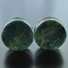 Moss Agate # GM-035-8-P