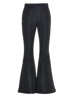 ELLERY Faithful Flared Trousers. #ellery #cloth #trousers