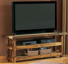 Mountain Woods Furniture Wyoming Collection Tv Stands