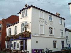 The Eagle pub Brighton