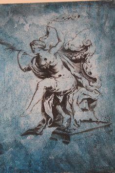 quadro su tela Costellazioni CASSIOPEA decorazione da appendere canvas home decor
