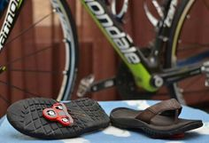 Cycling #sandals