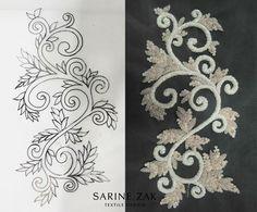 Sardine Zak Haute Couture