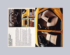 David Zwirner: Christopher Williams: Brochure for Dacia 1300I, Dacia 1300: Licenced model of the Renault 12. 1289 cm3, 39.7 kW, 142 km/h max speed. First presented simultaneously at the Expozitia Realizarilor Economiei Nationale, Bukarest, and at the Mondial de l´Automobile, Paris (as Renault 12) in 1969. Produced 1969-21.7.2004 at Uzina de Autoturisme, Pitesti, Romania. Spare parts being produced until 2014 in Mioveni, Romania. (On July 2, 1999, Renault bought 51% of Dacia) Douglas M…