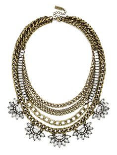 Fashion Necklaces: Statement, Chains & More | BaubleBar http://www.baublebar.com/necklaces.html