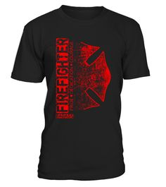 Firefighter Pride Dedication Courage Funny Firefighter T-shirt, Best Firefighter T-shirt