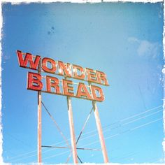 #Columbus Ohio  - Wonder Bread