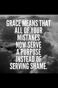 Monday Words for the Soul~August 18 ||| Because Of Grace