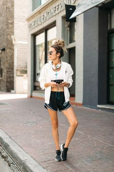 5 Sporty Pieces You Need In Your Closet