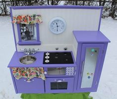 1000 Images About Kitchen Diy Toys On Pinterest Play Kitchens For Toddlers