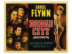 Dodge City (1939) (75th anniversary in 2014!)