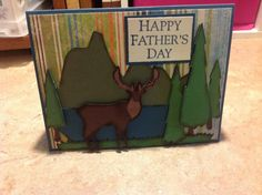 Father's Day (using Outdoor Man and Everyday Paper Dolls) - Charlie