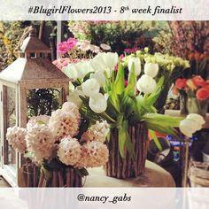 #BlugirlFlowers2013 Instagram Photo Contest finalist @nancy_gabs