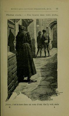 Dom Claude Frollo Victor Hugo, Precious Book, Paris Pictures, Notre Dame, Cathedral, Medieval, Literature, Fan Art, Artwork
