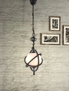 Topaz Ceiling Lamp by Zuo at Gilt