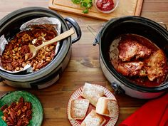 Slow-Cooker Holiday Party Recipes : Food Network - FoodNetwork.com