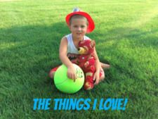 The Things I Love!  by Jaymes Smith & Jonathan Smith
