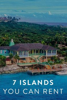 Rent a Private Island via @PureWow not ALL are unafforadable!