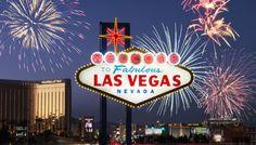Las Vegas a cidade do jogo - Bilhete de Viagem