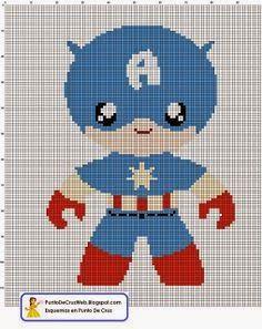 TERAPIA PONTO CRUZ: Super Herois