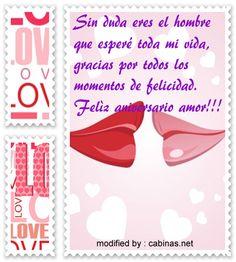 Tarjetas Muy Lindas Para Agradecer A Mi Novio Por Su Amor Postales