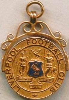 1900-01 League Champions Medal