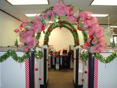 office christmas decor ideas. Office Christmas Decorating Ideas On A Budget Holiday Cubicle Contest Decorationscubicle Ideasthe Cubicleoffice Decor