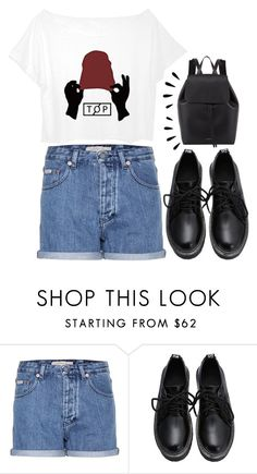"""""""QUALIFIED.✧"""" by c-astaway ❤ liked on Polyvore featuring Calvin Klein Jeans, Mansur Gavriel, Old Navy, women's clothing, women's fashion, women, female, woman, misses and juniors"""
