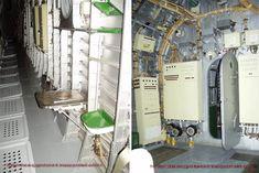 Dark Roasted Blend: Ekranoplans Showcase, Part 2 Roast, Dark, Interior, Space, Aircraft, Floor Space, Aviation, Indoor, Interiors