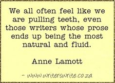 Quotable - Anne Lamott - Writers Write